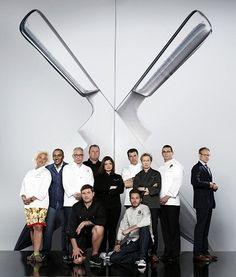 The Next iron Chef Super Chefs