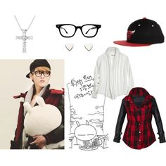 EXO Kris Inspired Outfit