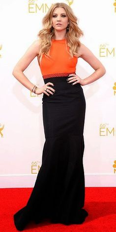The OAK: #EMMYS2014: Some Red, Some Blue and Then Some