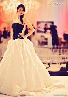 """The theme of the show was """"Maison Crème de la Crème,"""" and the event featured a haute couture fashion show."""