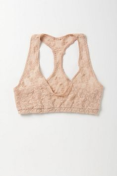 Lace Sports Bra!! I love sports bras so much better than regular! This way I could wear one that would actually be cute with dressy items!