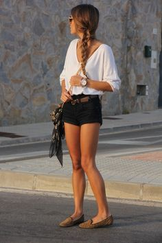 short, dream closets, weekend outfit, braid, summer outfits, wardrobe staples, leather belts, leopard, style clothes