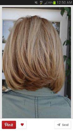 Possible hair cut