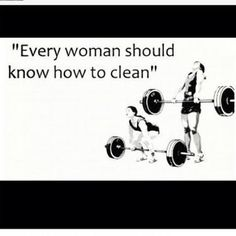 That's why we have #crossfit. #xfit