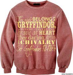 Hogwarts Sweatshirts