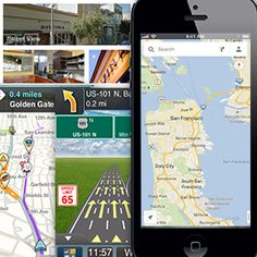 The Best GPS Apps for iPhone