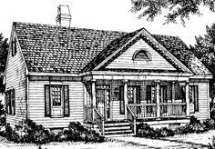 House plans on pinterest house plans mice and floor plans for Southernlivinghouseplans com