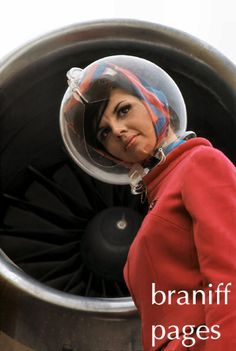 braniff flight attendant