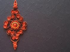 Quilling Ideas: August - Quillings