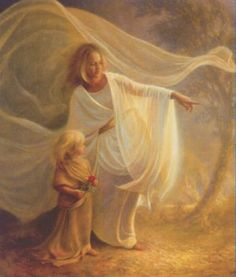 Heavenly Hands   Greg Olsen