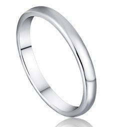 TOPSELLER! 2mm Tungsten Carbide Ring High Polish... $5.99