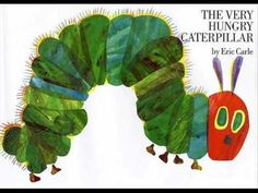 ▶ The Very Hungry Caterpillar - YouTube