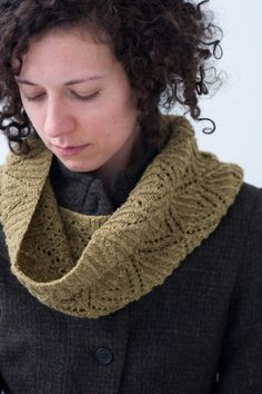 scarves, etc. 2014: araminta by kyle kunnecke / quince & co owl