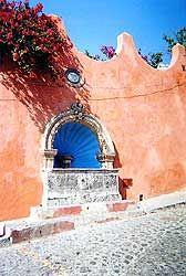 Colonial Fountain, San Miguel de Allende, Mexico época coloni, adventur locat, latin america, la época, pretti thing