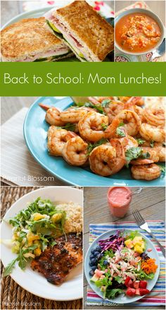 Back to School: Mom edition! What do you eat for your lunch?
