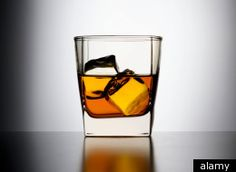 """How to drink #whiskey: """"When you get your whiskey, smell it, but be careful not to inhale abruptly as the alcohol will deaden your senses -- it's best to leave your mouth open as you smell the whiskey."""""""