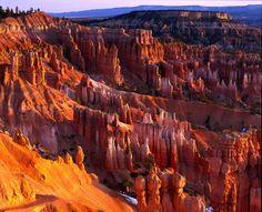 .Bryce Canyon, Utah