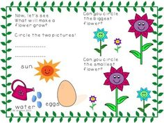 Spring-Themed Interactive Sight Word Activity Book! Great for the end of the year!