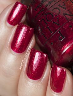 OPI You Only Live Twice (Skyfall Collection)