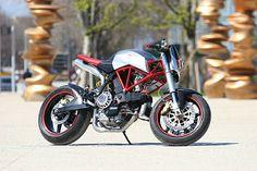 Custom Ducati 900 Supersport