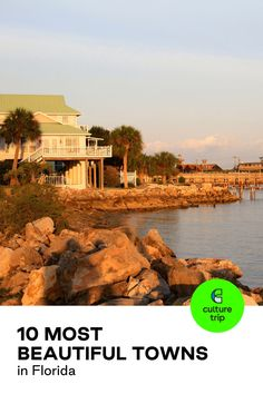 From Cedar Key to Boca Grande, Culture Trip brings you Florida's 10 most picturesque towns and villages. . . . #CultureTrip #ForCuriousTravellers #USA #NorthAmericaDestinations #Staycation #Travel #TravelPlanning #WeekendGetaway #Florida #Beaches