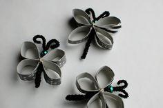 Cardboard Tube Butterflies