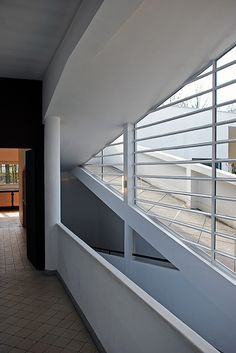Villa Savoye, Poissy - Le Corbusier
