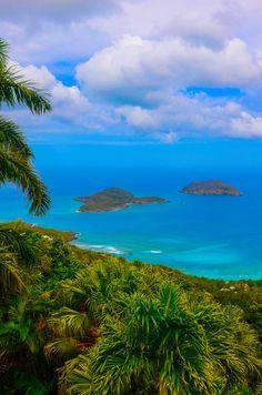 St Thomas, Caribbean