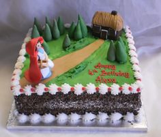 Gardners Bakery - Birthday Cakes, Northampton- cake idea