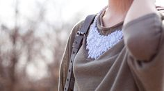 silicone gemstone necklaces