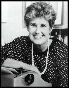 Women Who Inspire: Erma Bombeck