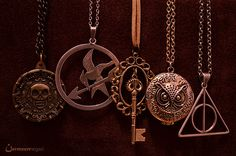 Pirates of the Caribbean, The Hunger Games, ?, ?, Harry Potter