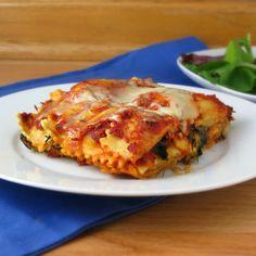 Easy Ravioli Lasagna dinner, spinach ravioli, easi weeknight, food, weeknight ravioli, ravioli lasagna, easi ravioli, pasta, recip