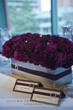 Carnations...