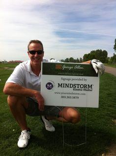 Golf Tournament Signage