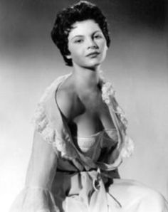 Sylvia Trench (Eunice Gayson)   the first Bond Girl