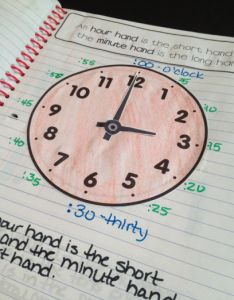 Interactive Notebooks-Time