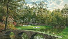 12 Hole Golden Bell Bridges Golf Course Picture