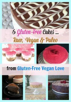 Audrey's cake are ALWAYS a hit.  Now you can get 6 fabulous cakes in ONE!  Six Raw, Paleo, & V Cakes from Gluten-Free Vegan Love and All Gluten-Free Desserts! I'd sub in low carb sweeteners and my Easiest Coconut Milk or Easiest Almond Milk for these.