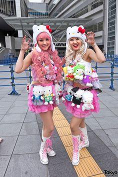 Japanese street wear