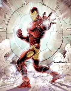 super hero, yildiray cinar, irons, marvel, iron man