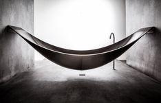 Hammock Bathtub!