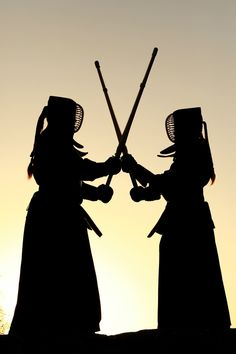 Kendo - traditional Japanese Fencing