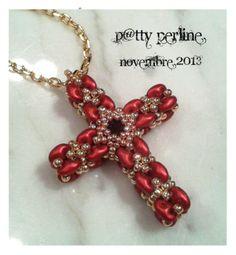Superduo cross Patty Perline, noviembre 2013