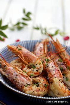Easy Shrimp Sauté