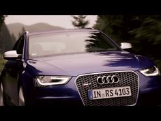 The Audi RS4 family - Four generations together