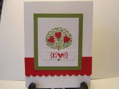 love tree by SuG by SuG - Cards and Paper Crafts at Splitcoaststampers