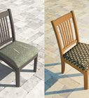 How to Reupholster a Chair, with pictures! #DIY #Home #Furniture