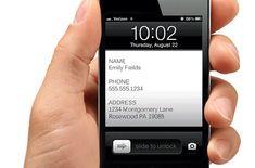 Change Your Phone's Lock Screen