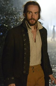 Sleepy Hollow's Tom Mison